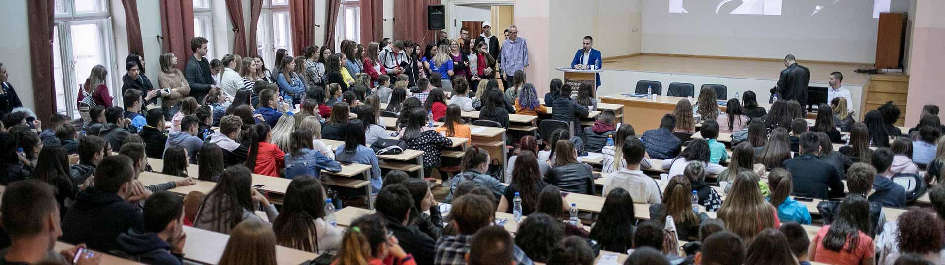 Такмичење у беседништву за средњошколце: Свети Сава и образовање